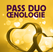 Pass Duo Initiation œnologie