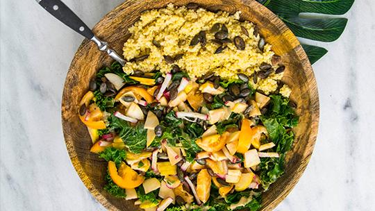 pour des plats gourmands, sains et originaux